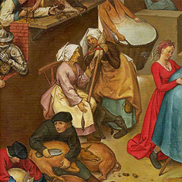 Bruegel Painting Reproductions for Living Room 11