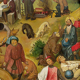 Bruegel Painting Reproductions for Living Room 13