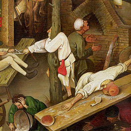 Bruegel Painting Reproductions for Living Room 14