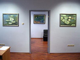 Wall Decoration of Office Premises - Image 5