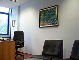 Wall Decoration of Office Premises - Image 8