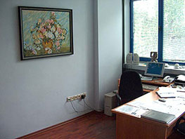 Wall Decoration of Office Premises - Image 14