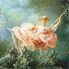 Rococo Art Reproductions and Canvas Prints
