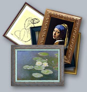 10 Art Reproductions Suitable for Gifts for Men, Husbands, Bosses or Fathers